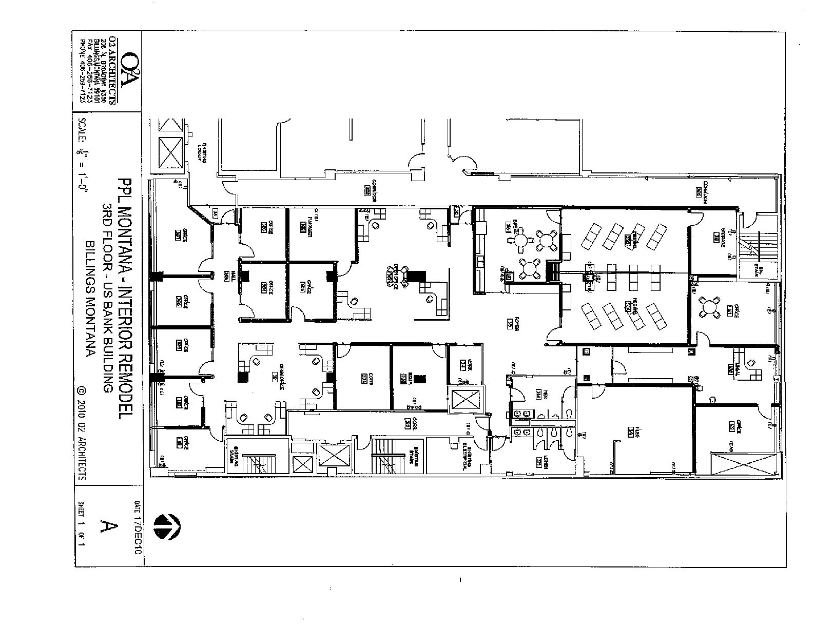 303 N Broadway Floor 3 plan